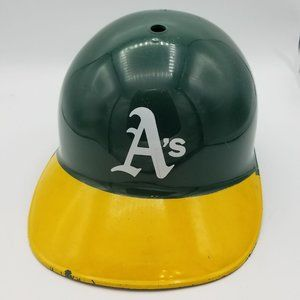 Vintage 1969 Oakland A's Souvenir  baseball Helmet